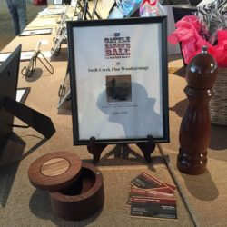 Donated Items to Cancer Society Auction